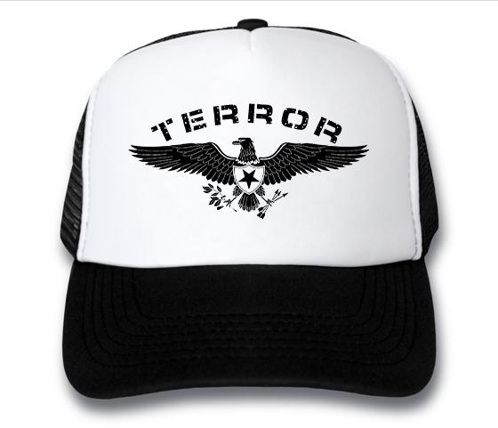 кепки Terror