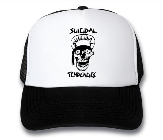 кепка Suicidal T