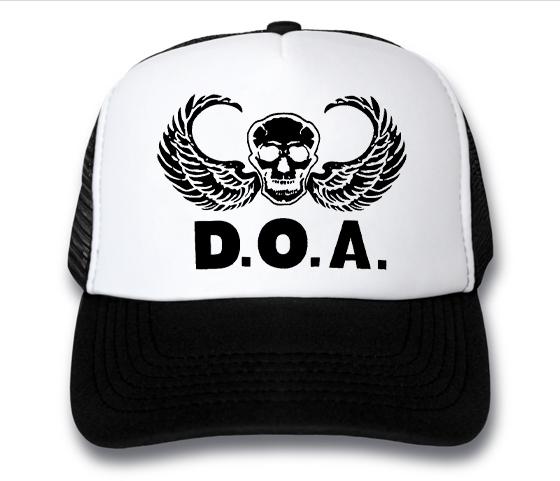 кепка D.O.A.