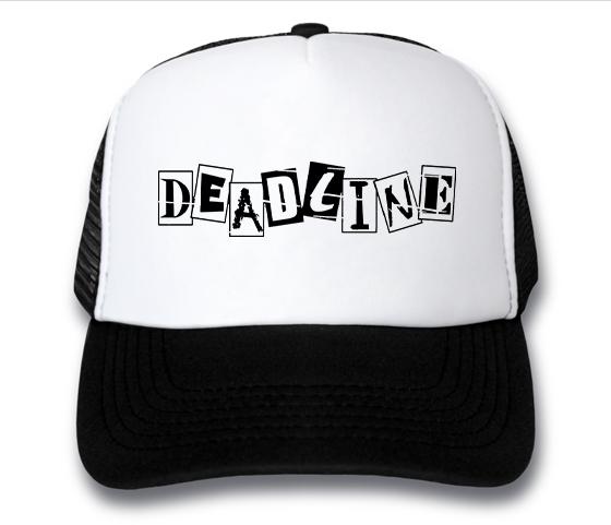 кепка Deadline