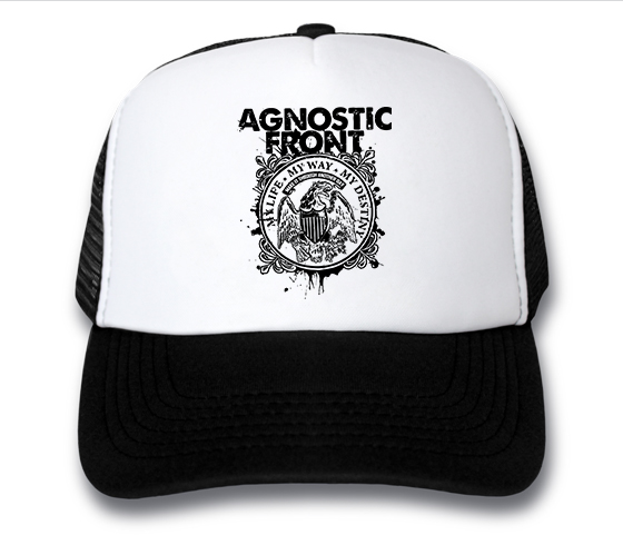 кепка Agnostic Front
