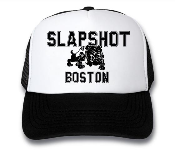 кепка Slapshot