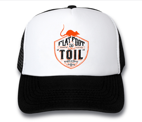 кепка Flatfoot 56