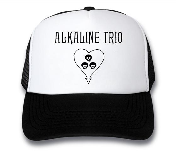 кепка Alkaline Trio