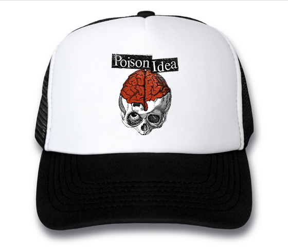 кепка Poison Idea