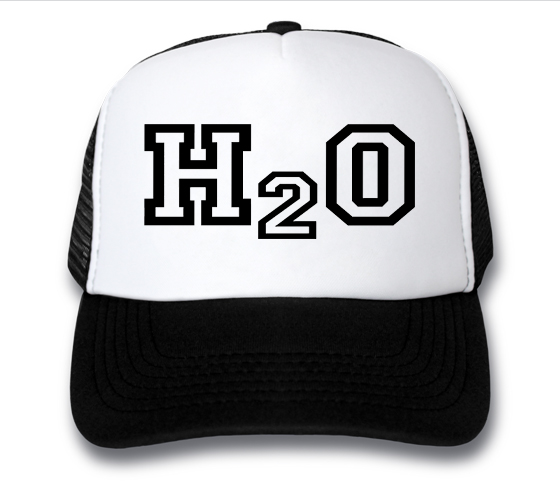 кепка H2O