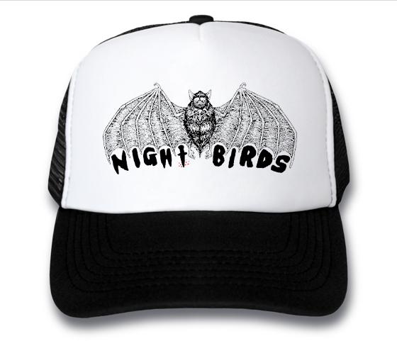 кепка Night Birds