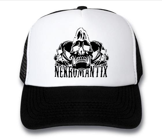 кепка Nekromantix