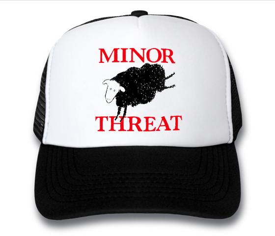 кепка Minor Threat