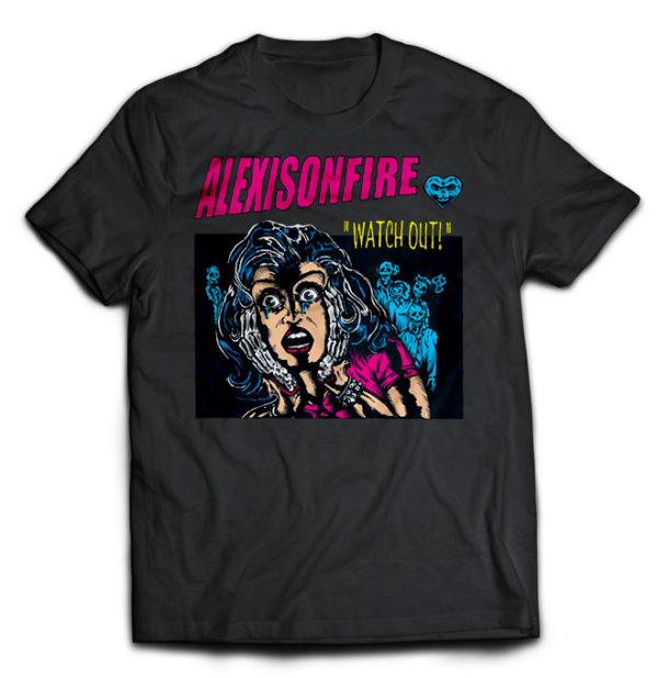 футболка Alexisonfire