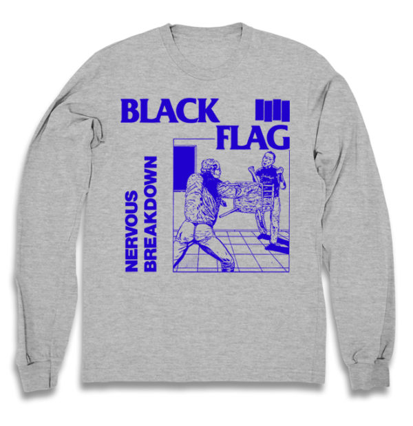 свитшот Black Flag