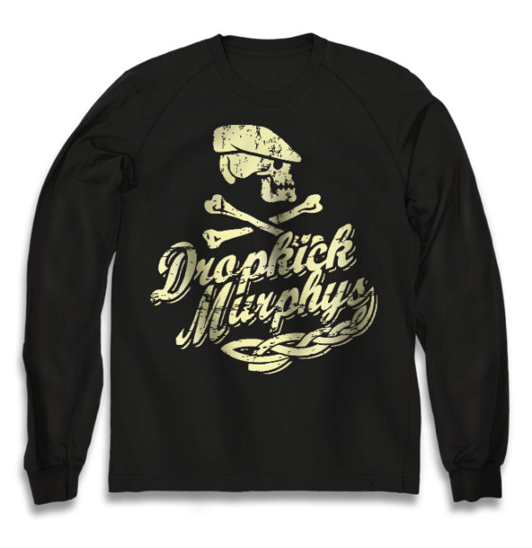 свитшот Dropkick Murphys