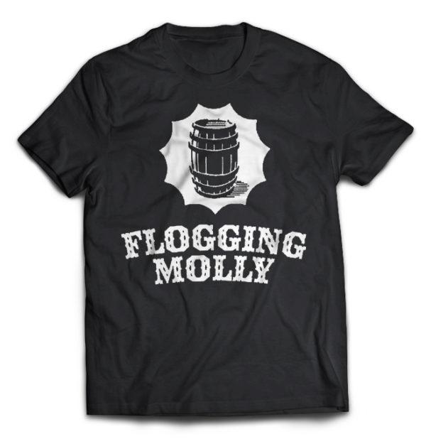 футболка Flogging Molly