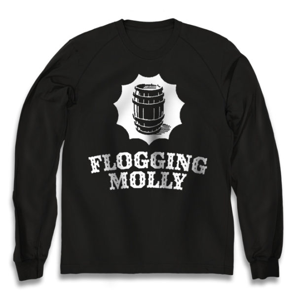 свитшот Flogging Molly