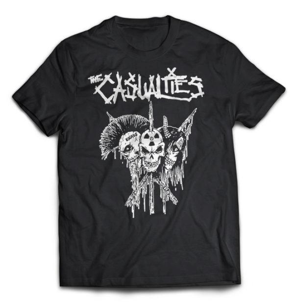 футболка Casualties