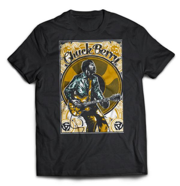футболка Chuck Berry