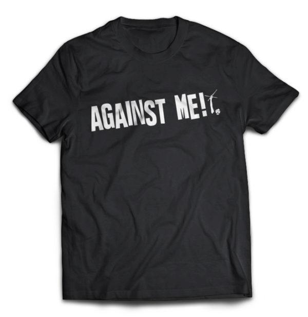 футболка Against Me