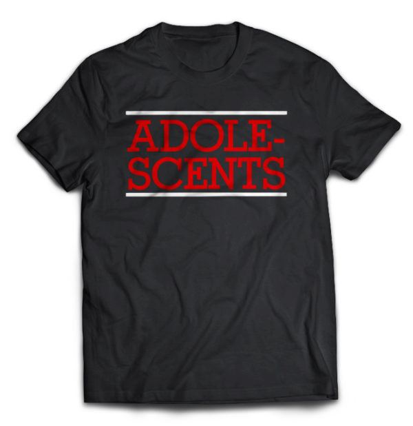 футболка Adolescents