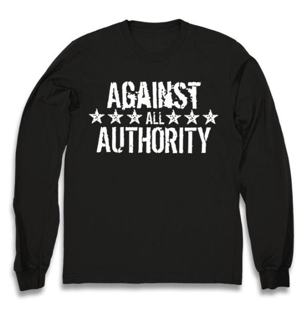 свитшот Against All Authority