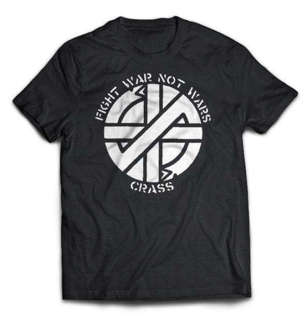 футболка Crass