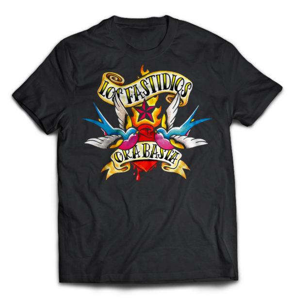 футболка Los Fastidios