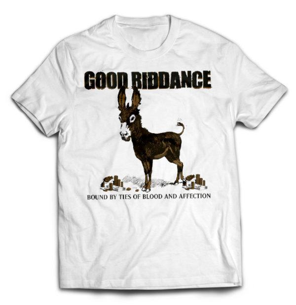 футболка белая Good Riddance