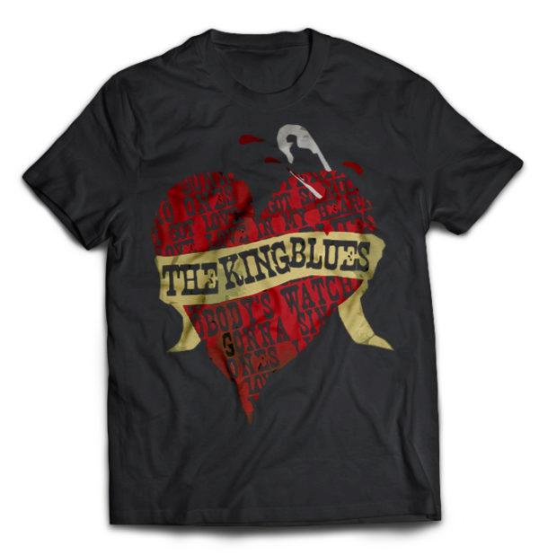 футболка King Blues