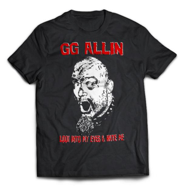футболка GG Allin