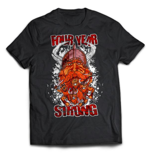 футболка Four Year Strong