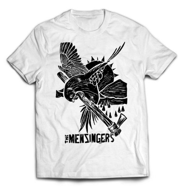 футболка белая Menzingers