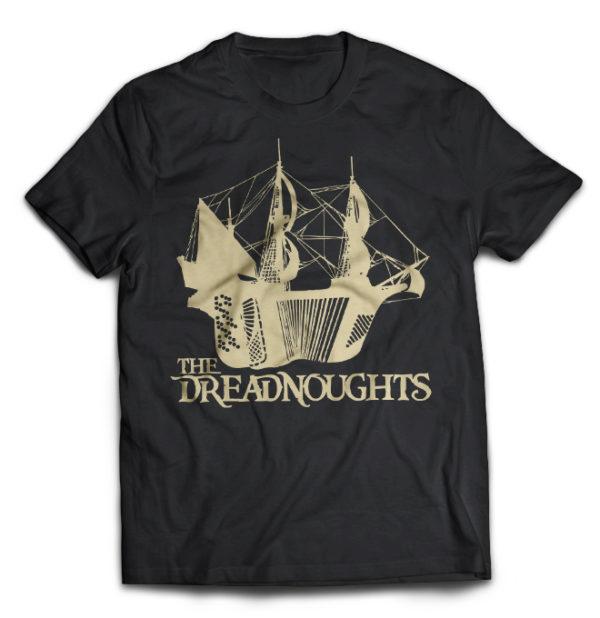 футболка Dreadnoughts