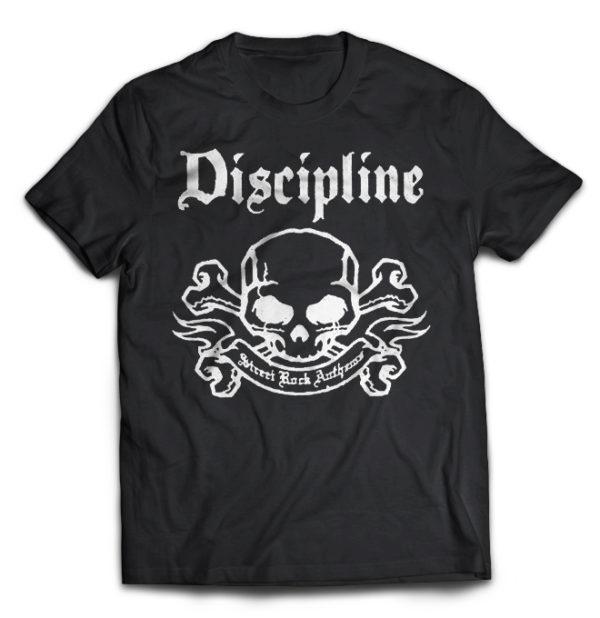 футболка Discipline