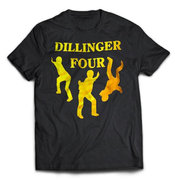 футболка Dillinger four