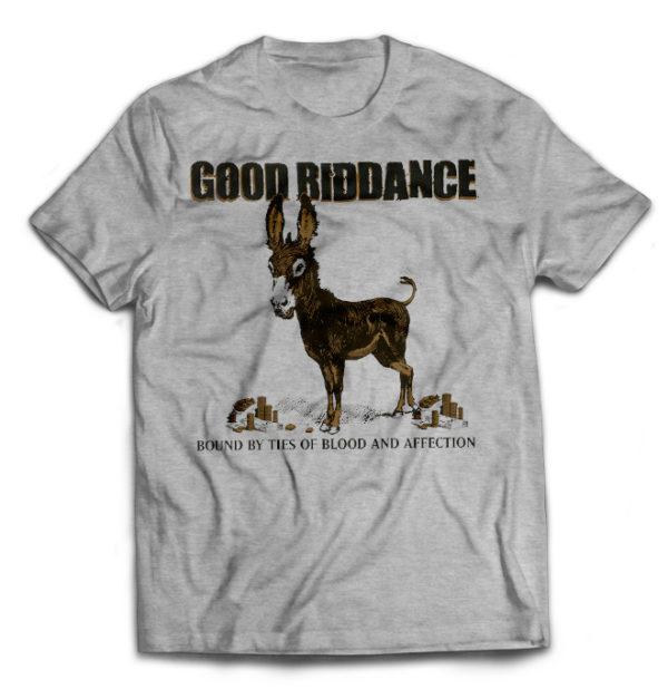 футболка серая Good Riddance