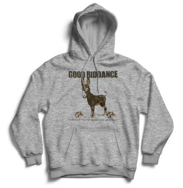 худи Good Riddance