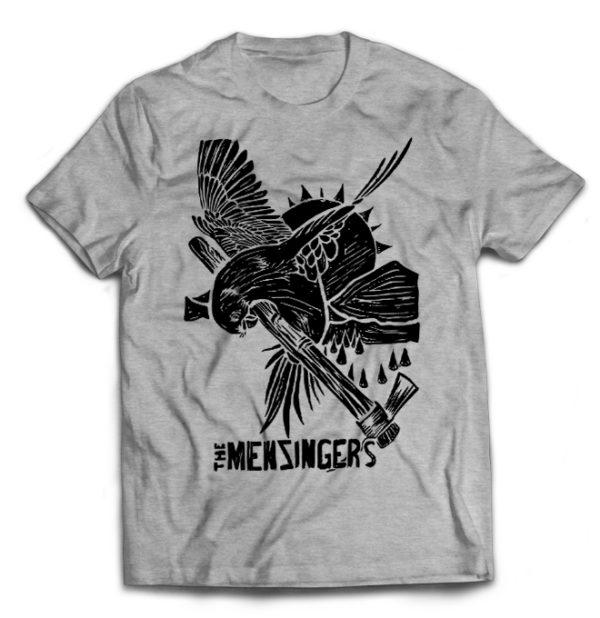 футболка серая Menzingers