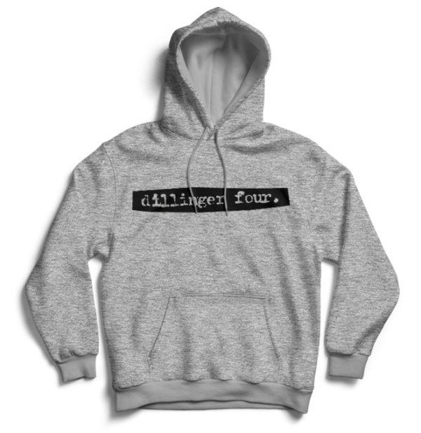 худи Dillinger four