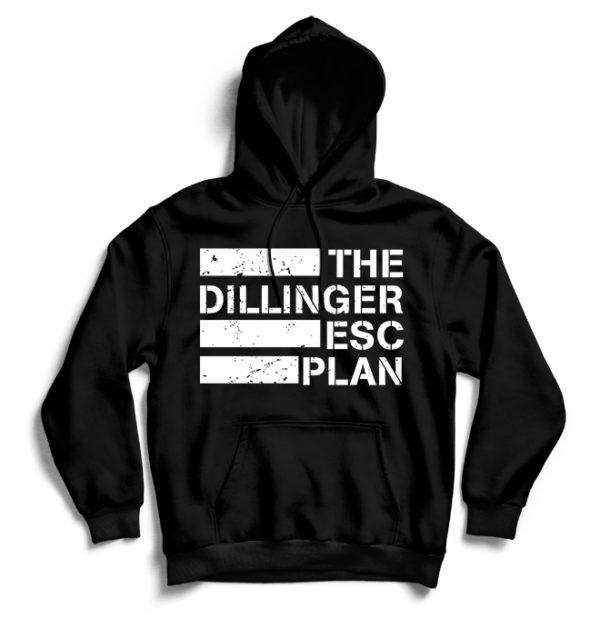 худи The dillinger esc plan