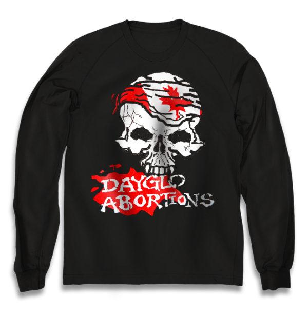 свитшот Dayglo Abortions