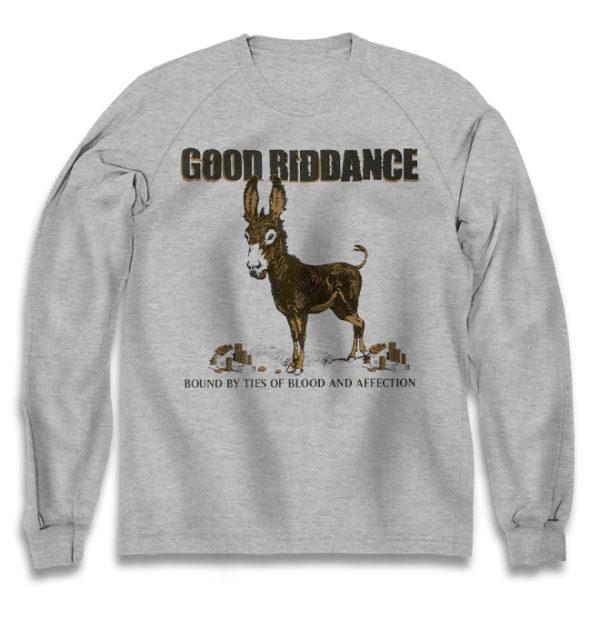 свитшот Good Riddance