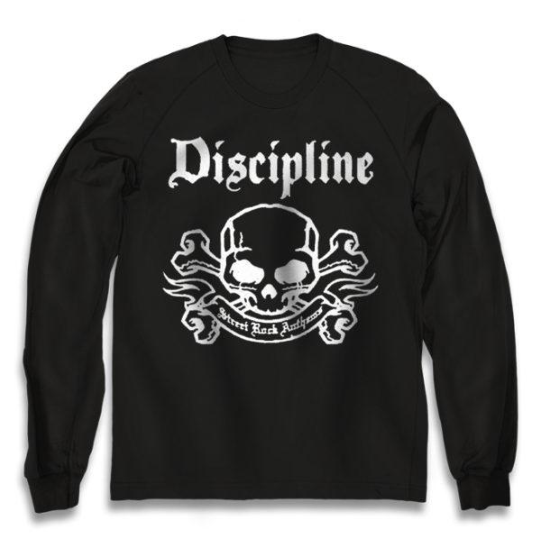 свитшот Discipline