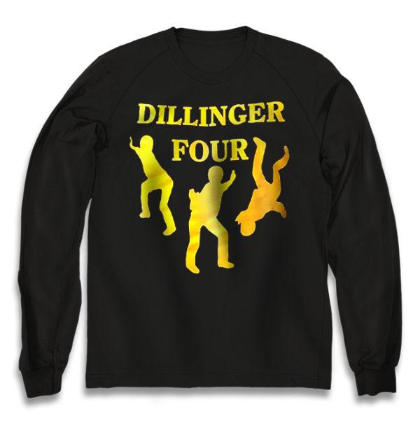 свитшот Dillinger four