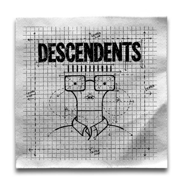 свитшот Descendents