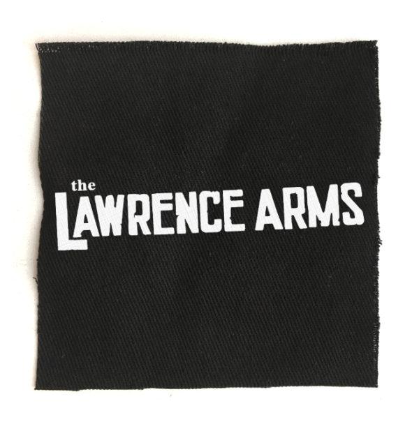 нашивка Lawrence arms