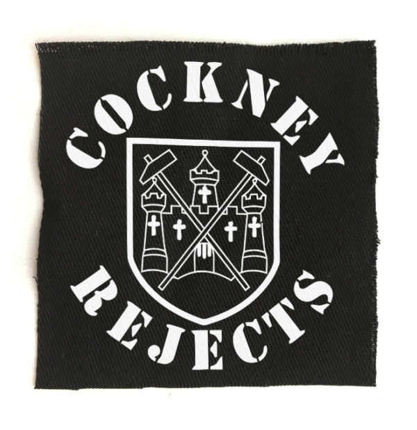 нашивка Cocney Rejects