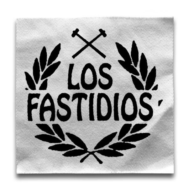 нашивка Los Fastidios
