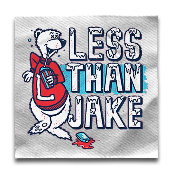 нашивка Less Than Jake