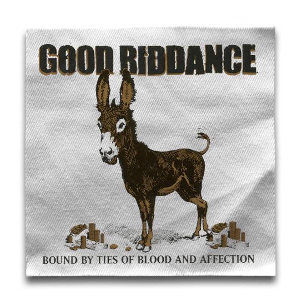 нашивка Good Riddance