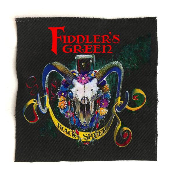 нашивка Fiddlers green