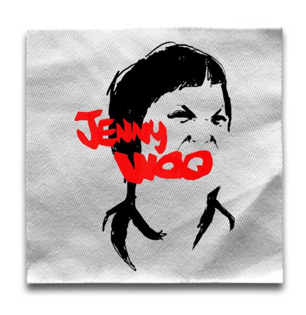 нашивка Jenny Woo
